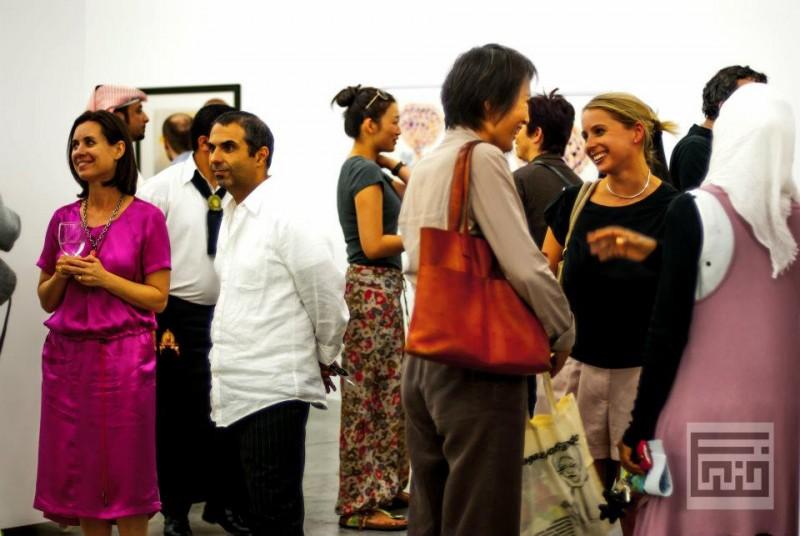 Crossing the Emirates Exhibition