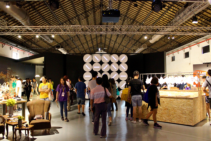 The Power of Taiwan Design Pavilion