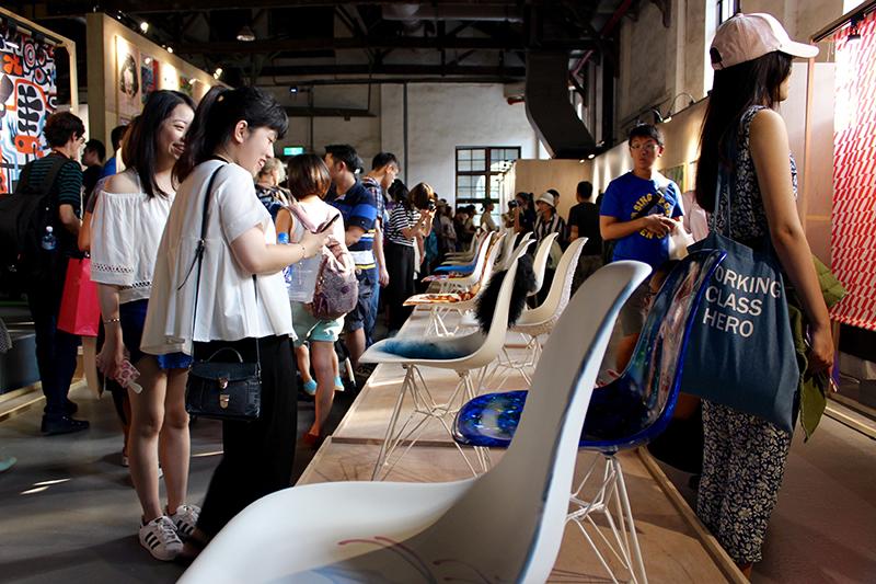 Visual Taipei Exhibition Hall
